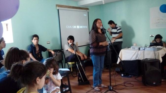 """Cierre de Semestre en nuestra """"Comunidad Esperanza"""""""